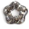 Shell Pendant Star Shape 40mm Dark Abalone